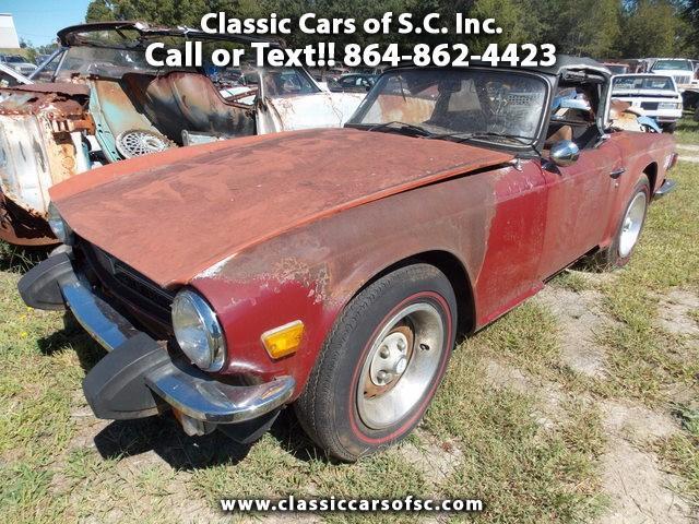 1974 Triumph TR6 | 909134