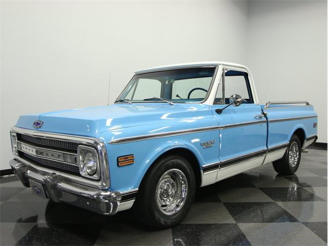 1969 Chevrolet C/K 10 | 909137