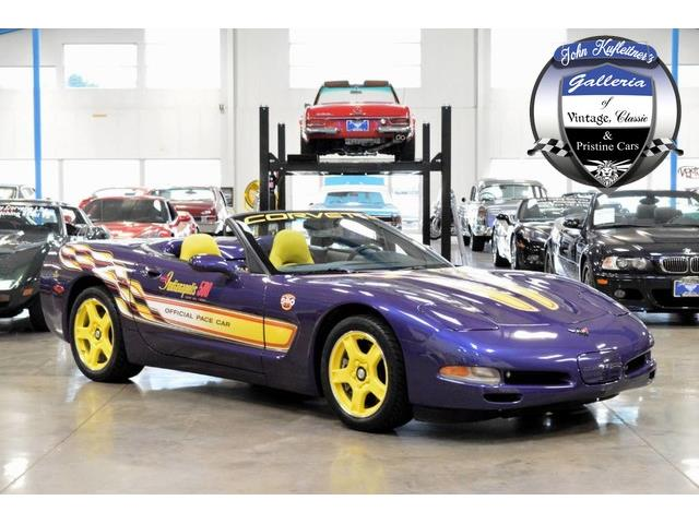 1998 Chevrolet Corvette Convertible Indy Pace car | 909143