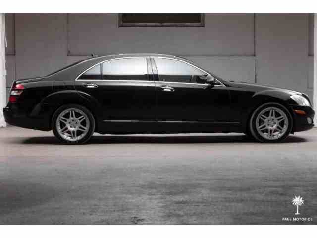 2008 Mercedes-Benz S-Class | 909148