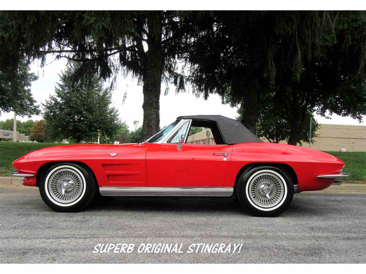 1964 chevrolet corvette for sale cc 900915. Black Bedroom Furniture Sets. Home Design Ideas