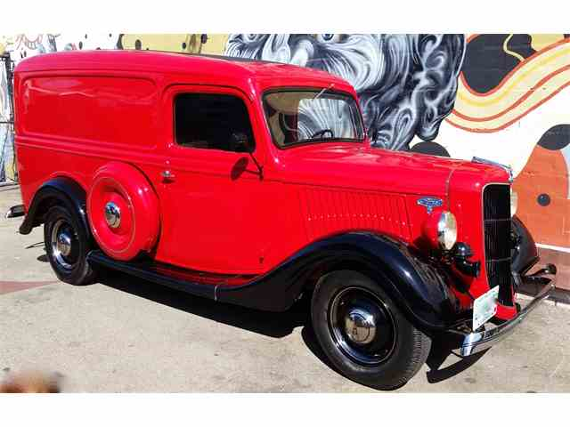 1936 Ford Panel Truck | 909173