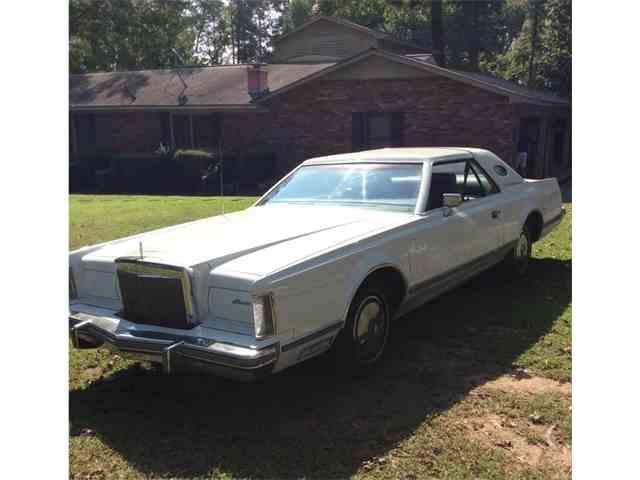 1977 Lincoln Mark V | 909180