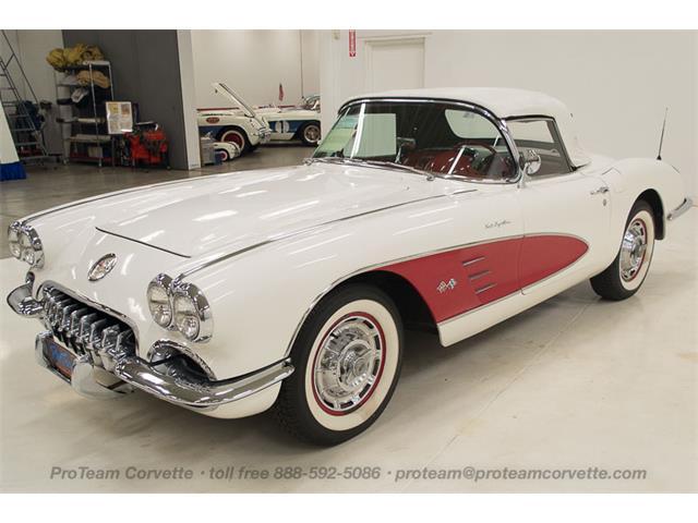 1960 Chevrolet Corvette | 909184
