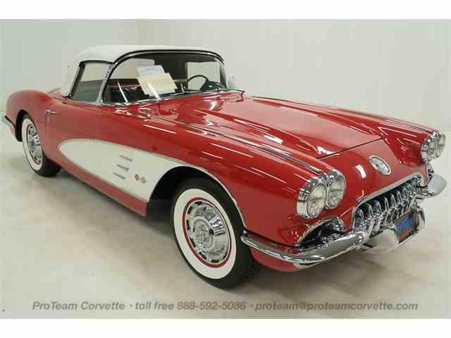 1959 Chevrolet Corvette | 909188