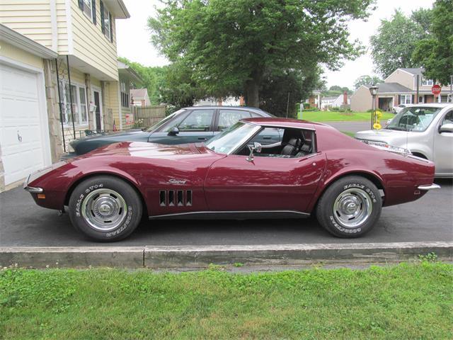 1969 Chevrolet Corvette | 900926