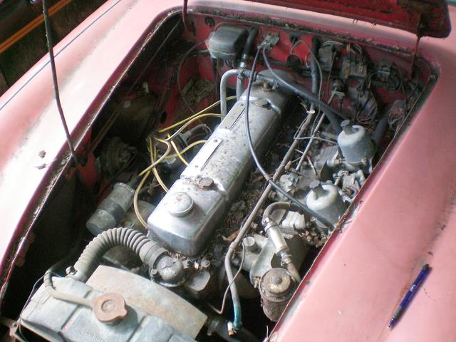1963 Austin-Healey 3000 | 900930