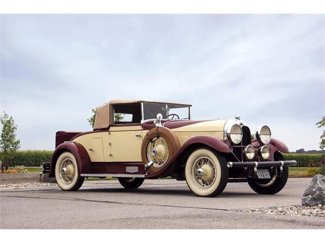 1928 Auburn 8-115C | 909312