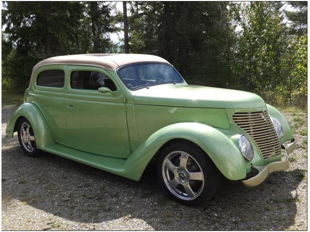 1936 Ford 2-Dr Sedan | 909316
