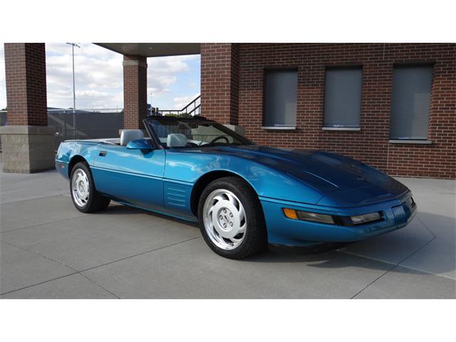 1992 Chevrolet Corvette | 909324