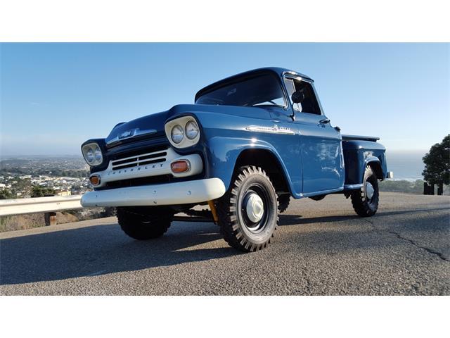 1958 Chevrolet Apache | 909334