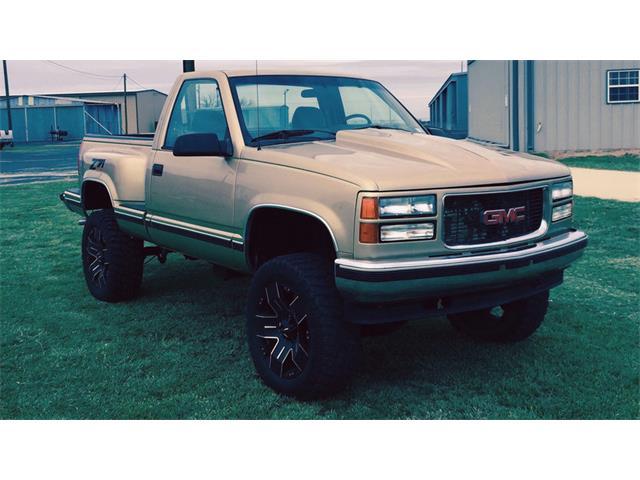 1989 GMC Sierra | 909348