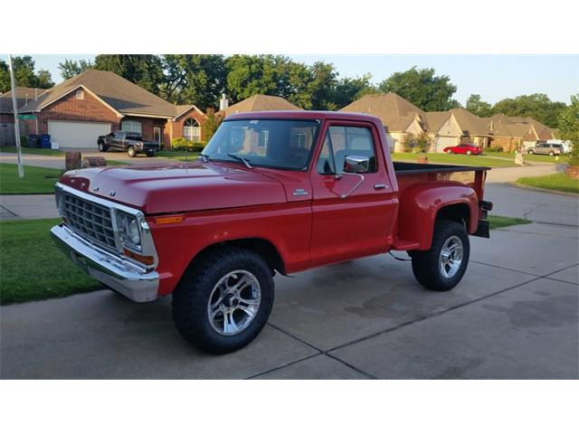 1978 Ford F100   909354