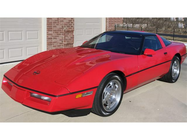 1990 Chevrolet Corvette ZR1 | 909356