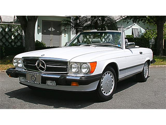 1988 Mercedes-Benz 560SL Convertible | 909375