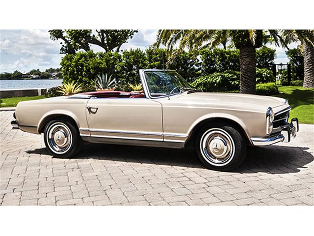 1967 Mercedes-Benz 230SL | 909376