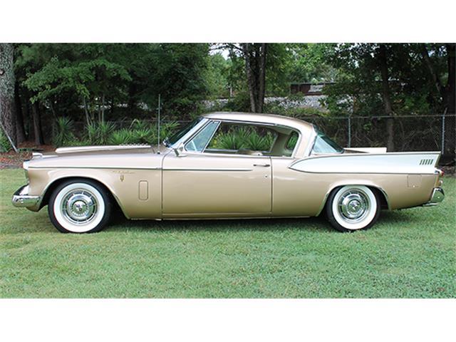 1957 Studebaker Golden Hawk | 909379