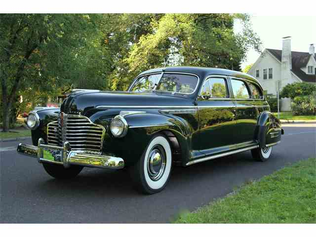 1941 Buick 90 Touring Sedan. SPECTACULAR! | 900938
