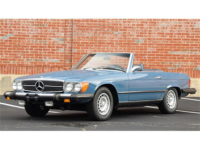 1975 Mercedes-Benz 450SL Convertible | 909382