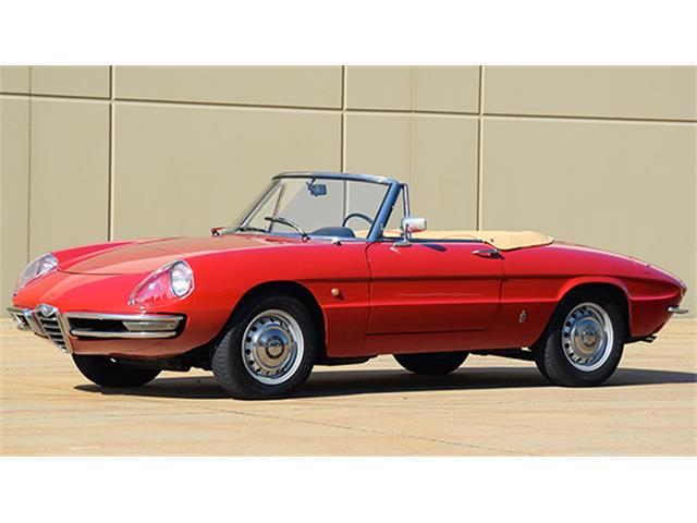 1966 Alfa Romeo Duetto | 909383