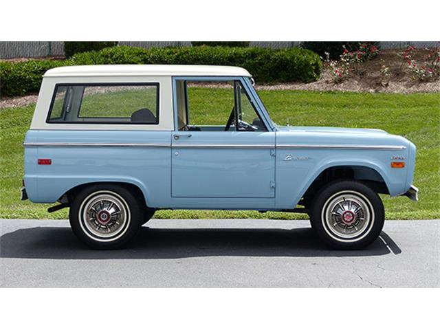1970 Ford Bronco   909387