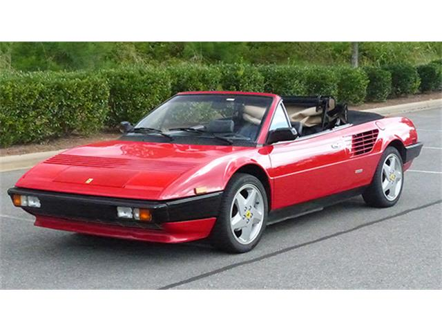 1984 Ferrari Mondial | 909388
