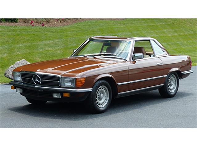 1984 Mercedes-Benz 280SL Convertible | 909389