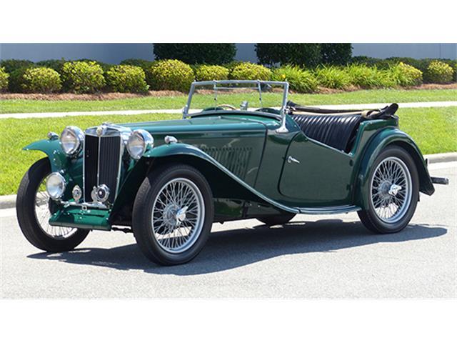 1949 MG TC | 909390