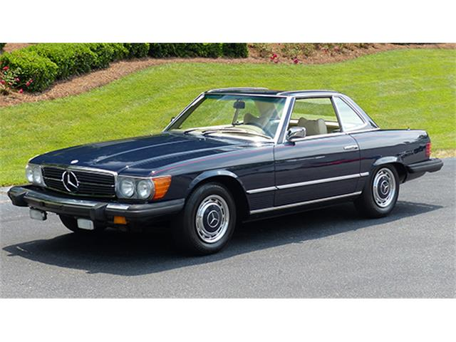 1975 Mercedes-Benz 450SL Convertible | 909398
