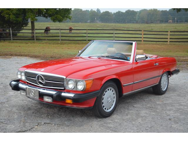 1987 Mercedes-Benz 560SL | 909400