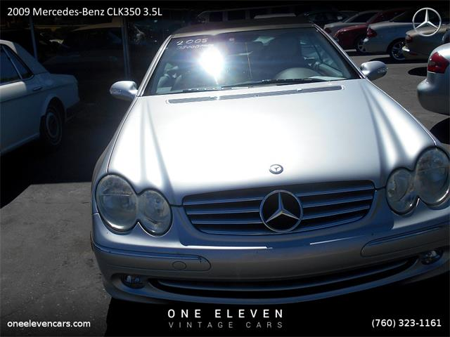 2009 Mercedes-Benz CLK350 | 909410