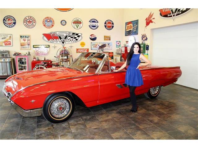 1963 Ford Thunderbird | 909416