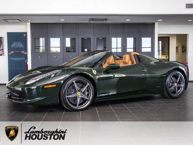 2012 Ferrari 458 | 909419