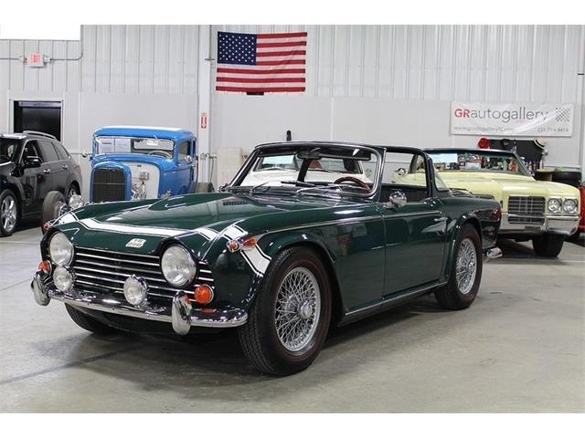 1968 Triumph TR250   909420