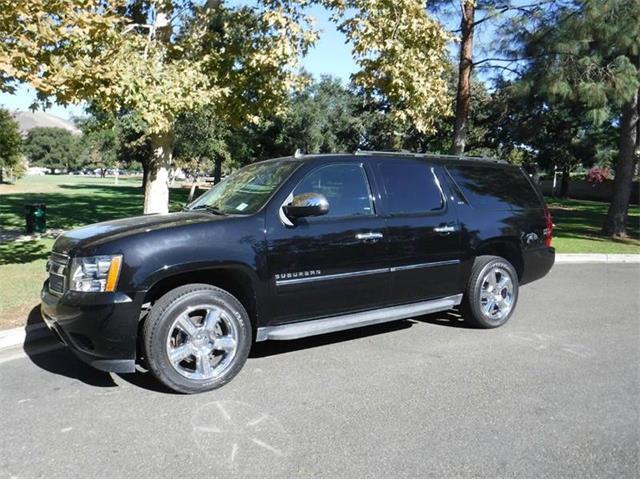 2013 Chevrolet Suburban | 909429