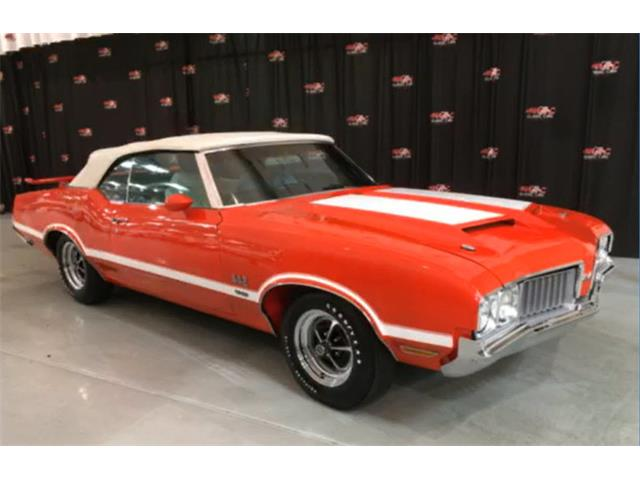 1970 Oldsmobile Cutlass 442 W-30 Tribute | 909438