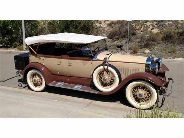 1930 Lincoln L Sport Phaeton | 900944