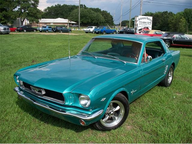 1966 Ford Mustang | 900945