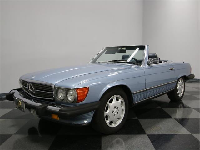1989 Mercedes-Benz 560SL | 909452