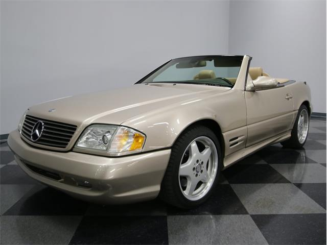 2001 Mercedes-Benz SL500 | 909454