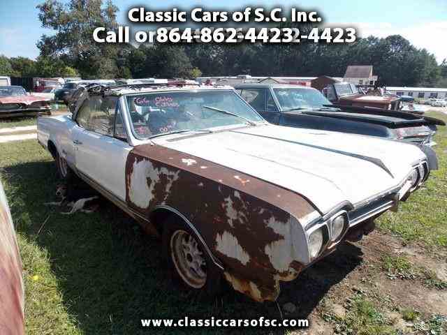 1966 Oldsmobile Cutlass | 909466