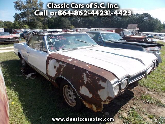1966 Oldsmobile Cutlass | 909466