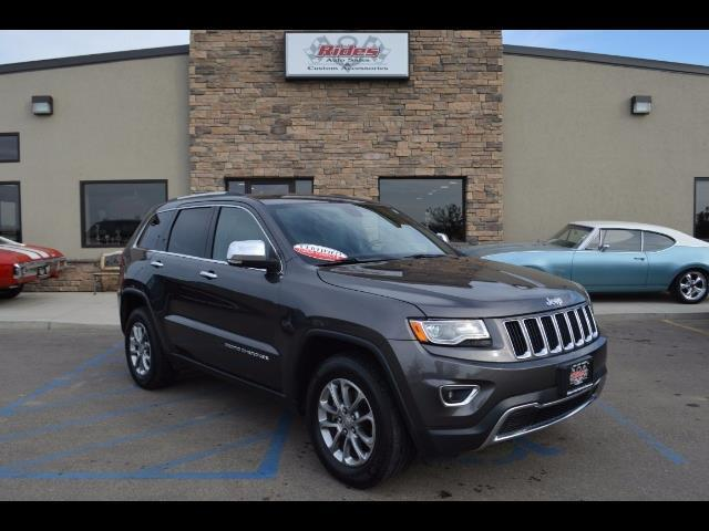 2015 Jeep Grand CherokeeLimited | 909482
