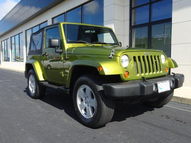 2007 Jeep Wrangler | 909485