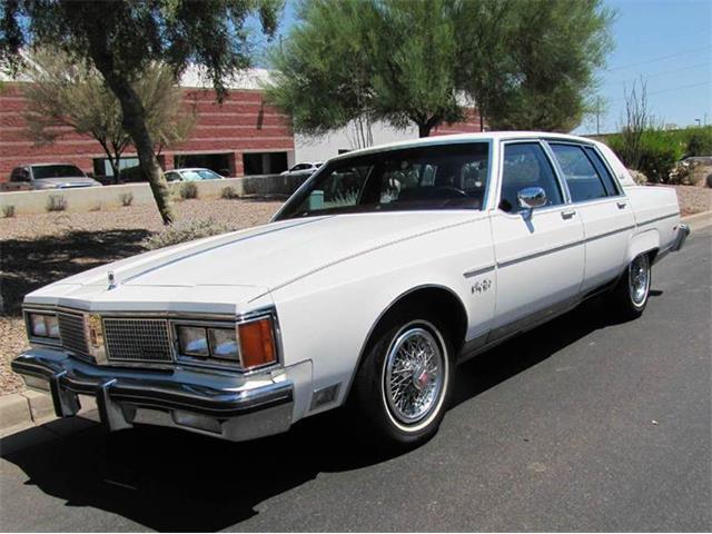 1983 Oldsmobile 98 | 900095