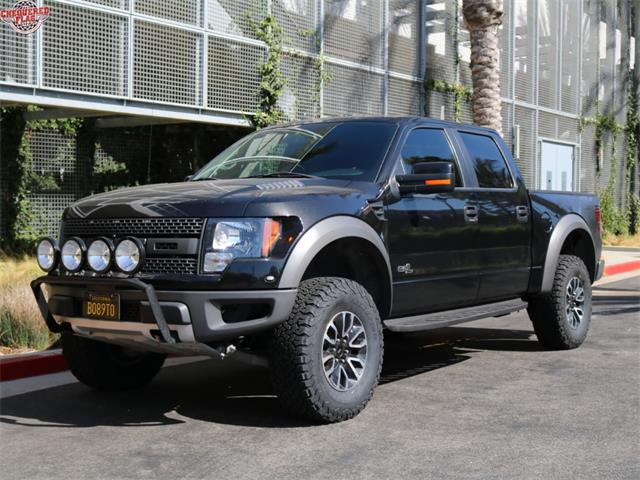 2012 Ford F150   909501