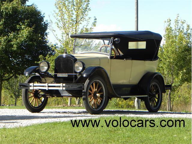 1924 Starcraft Touring | 909505