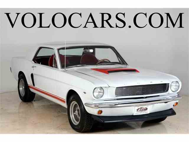 1965 Ford Mustang | 909510