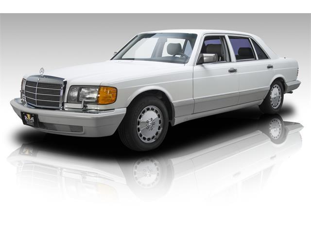 1991 Mercedes-Benz 560SEL | 909513
