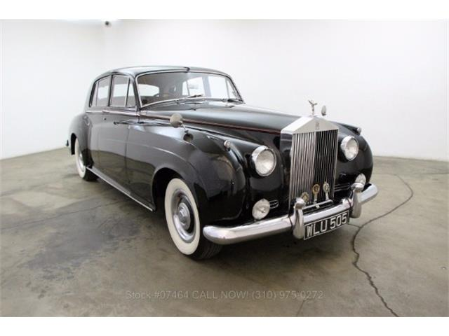 1959 Rolls Royce Silver Cloud I | 909525